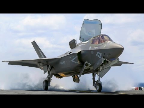 F-35B Lightning II - First Operational Testing (OT-1)