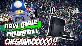 Game | NEW GAME Programa One PS4 Muito Caro! | NEW GAME Programa One PS4 Muito Caro!