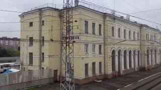 видео Пргулка по центру Серпухова