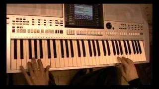 Мистер Кредо -  Воздушный шар игра на синтезаторе
