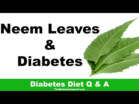 Are Neem Leaves Good For Diabetes?