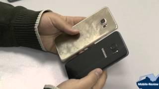 Сравнение Samsung Galaxy S7 EDGE и S6 EDGE Plus