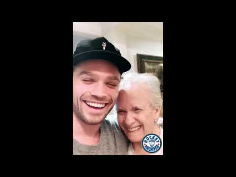 Max Domi - with Tie and family - April 26 & May 5, 6, 2019