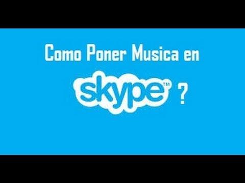 Como poner Música en Skype [2014] By Nachox83