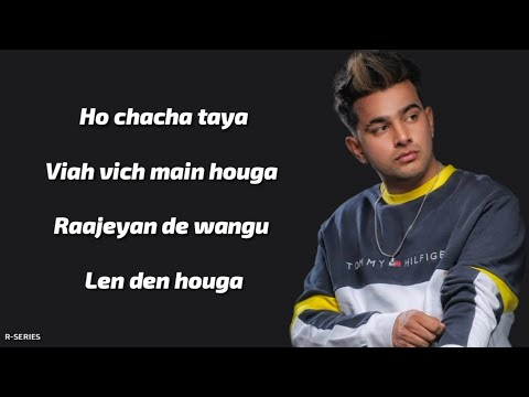 Viah (Lyrics) - Jass Manak | Snappy | Romantic Song