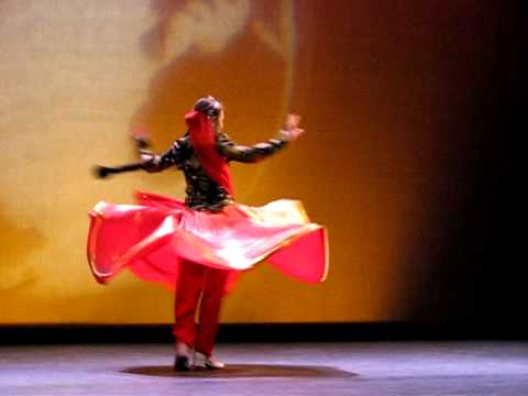 Tabriz Dance Group - Solo Dance (Toronto)