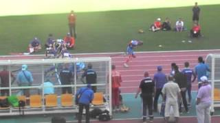 World firesport championship 2013 Jinju Korea 1st semifinal run