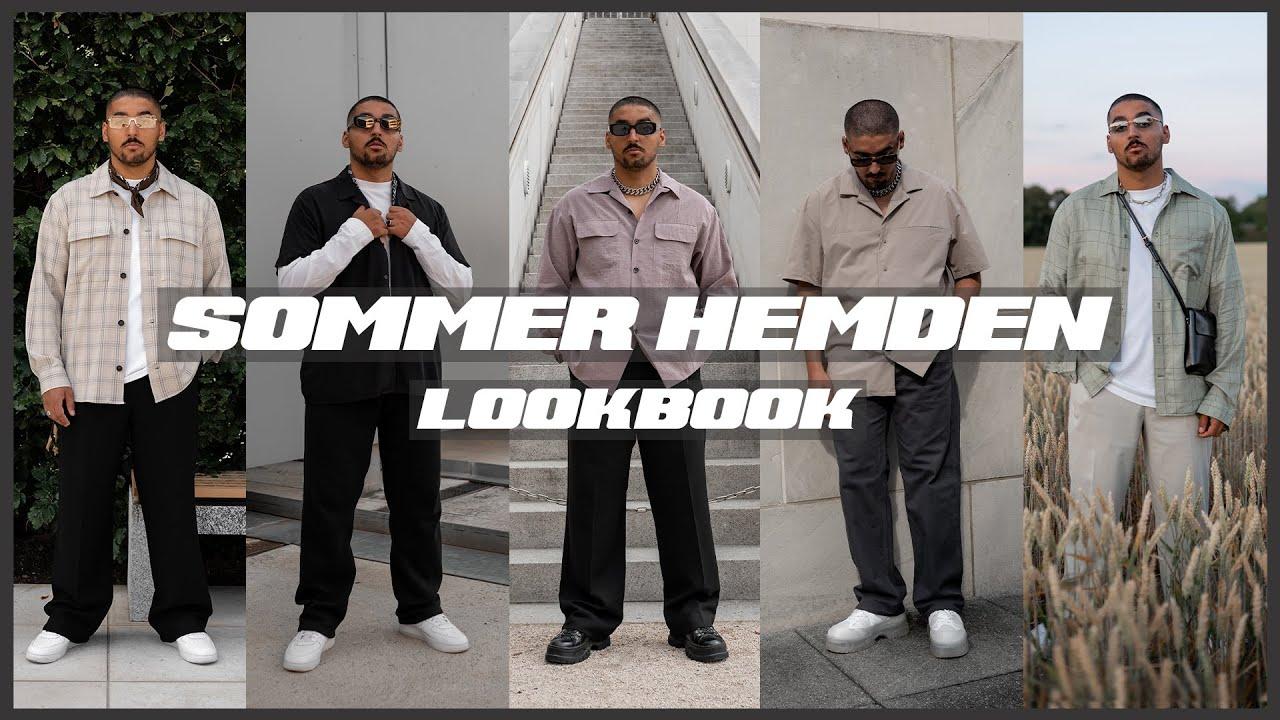Sommer Hemden Lookbook   Die besten Hemden für den Sommer 2020   Men's Fashion   Sami Rhoma