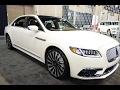 2017 Lincoln Continental Luxury Sedan