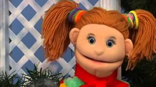 """рождественские детские песни """"Моя песенка проста"""" - Элин Дворик и Сам Себе Эдельвейс"""