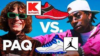 Jordans VS. $35 Kmart Sneakers | PAQ EP #25 | A Show About Streetwear