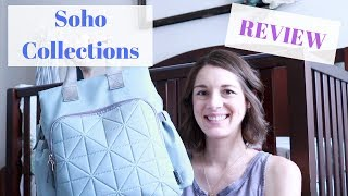 Download Video Soho Collections Diaper Bag | Review MP3 3GP MP4