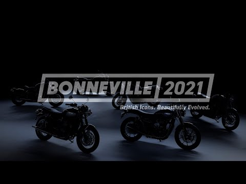 Bonneville 2021 | Coming soon
