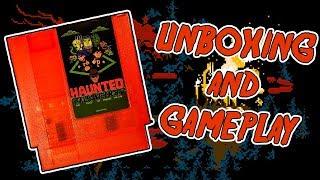 Haunted Halloween 86 - NES Homebrew - Unboxing & Gameplay!