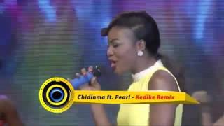 CHIDINMA - KEDIKE REMIX FT. PEARL |  MTN Project Fame Season 8.0  (www.OURHYPE360.com)