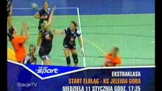 Oprawa graficzna Polsatu Sport Extra