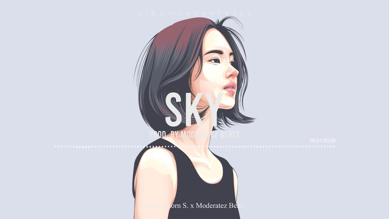 ฟรีบีท FREE BEAT R&B SKY - Type Beat Instrumental 2020 | บีทฟรีทำเพลง (ไม่มีลิขสิทธิ์)