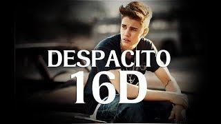 Download Despacito   Justin Bieber   Luis fonsi   16d Version   [ Headphones recommended ]