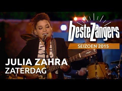 Julia Zahra - Zaterdag - De Beste Zangers van Nederland