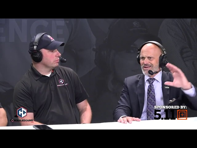Mental Health and Firearms with Rob Pincus – USCCA Expo 2019 Day 2