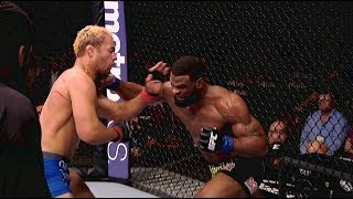 Tyron Woodley Top 5 Finishes
