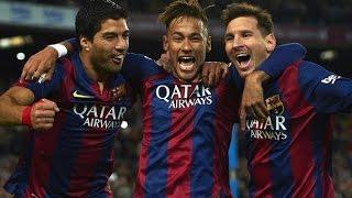 Messi • Suarez • Neymar | MSN TRIO 2015/16