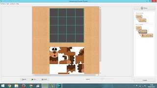 Gambar cover How to Make Take and Put Puzzle Game in Greenfoot