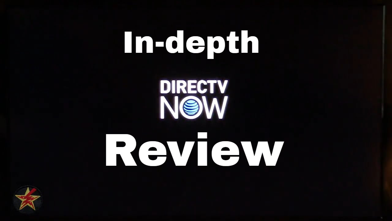 Direct TV NOW (on Roku) Review