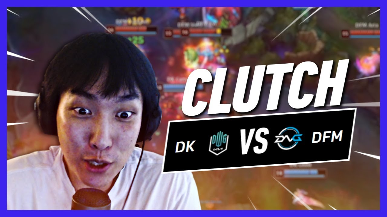 Download THE CLOSEST GAME AT MSI 2021 DK VS DFM   Doublelift
