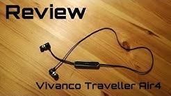 Unboxing und Hands-on  von den Vivanco Traveller Air4 Bluetooth Kopfhörern