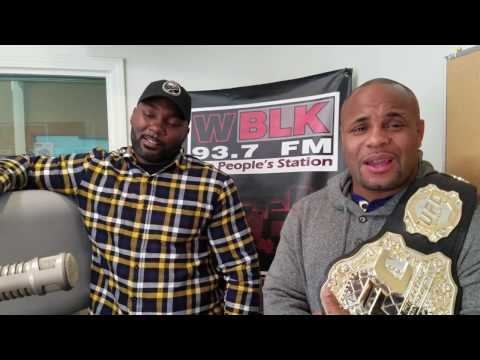 Todd Anderson w/ UFC Light Heavyweight WORLD Champ. Daniel Cormier and Contender Anthony Johnson!