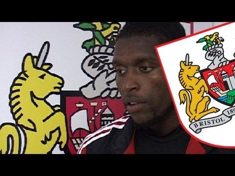Jay Emmanuel-Thomas Bristol City 1-2 Wolves Post-Match Interview