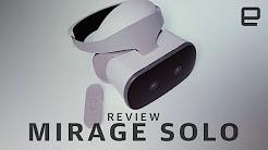 Lenovo Mirage Solo review