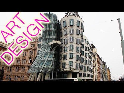 フランク・O・ゲーリー ダンシングハウス|Frank Owen Gehry Dancing house