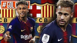 Bomba por regreso de Neymar al Barcelona I #goldehoy