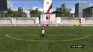 FIFA 12: Finishing Tutorial (HD)