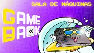 GameBack | Sala de Máquinas | Mega Drive