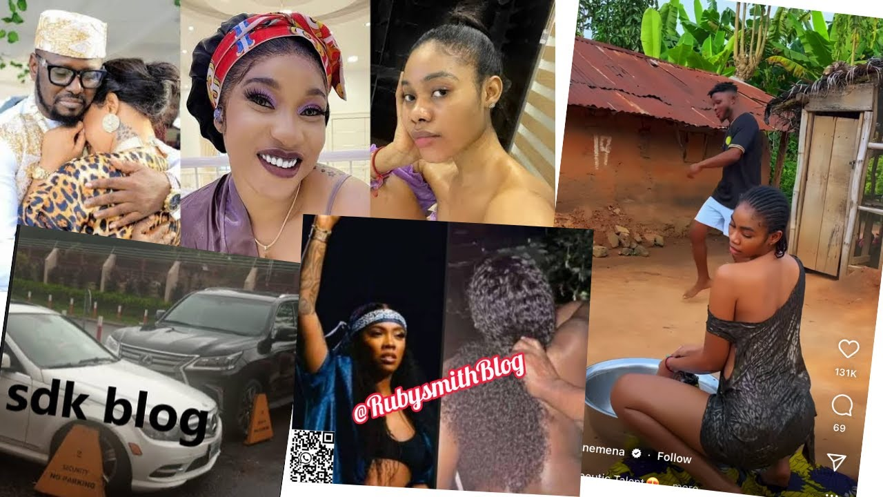 Download Kpokpogri Almost BEAT Tonto Dikeh Becos of Janemena | Tiwa Savage x Buhari