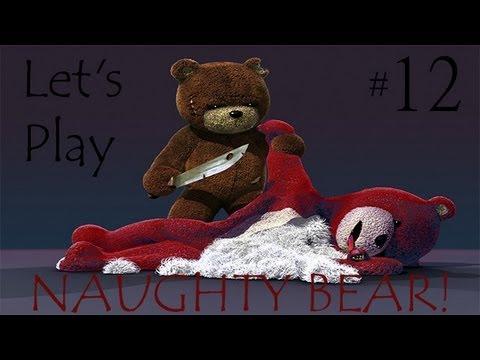 Let's Play: Naughty Bear Ep 12 - Door Troubles