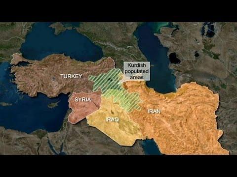 Kurdish militants announce pullout