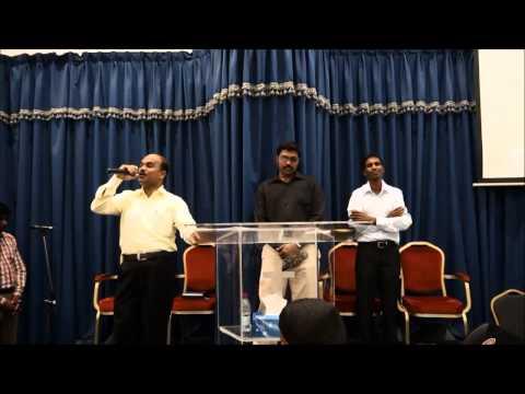 Live Worship 16 5 2014, Word of God Church, Doha Qatar