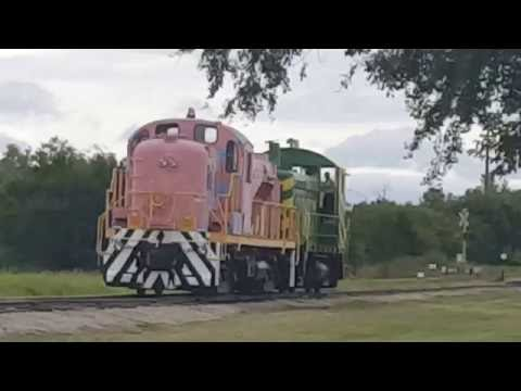 Missouri Kansas Texas sw8 w rs3 power move oklahoma city railroad museum 9/25/16