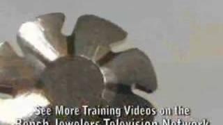Jewelers Tools - Knife-Edge Rotary Burnisher