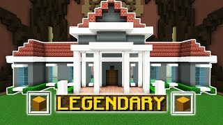 legendary mansion minecraft build battle