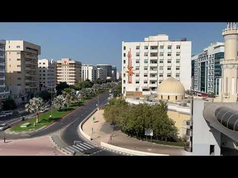 Time lapse Dubai -Deira