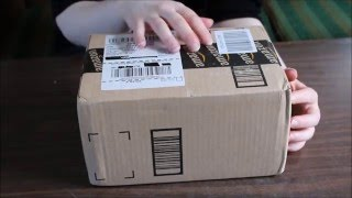 ASMR: Microphone Unboxing (no talking, tapping, crinkly plastic & paper)
