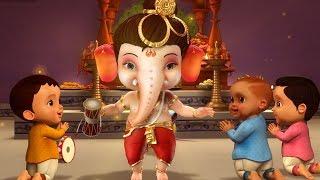 Ganesha Kids Song | Kannada Rhymes for Children | Infobells