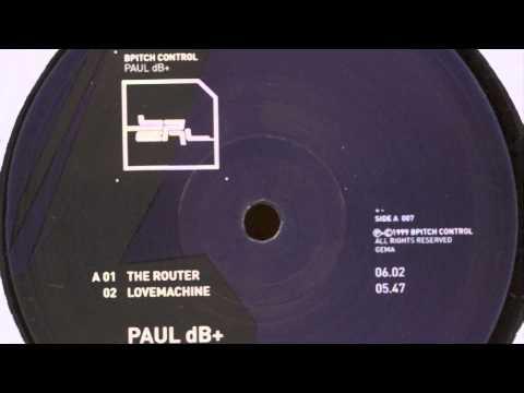 Paul Kalkbrenner : The Router (2000 - Friedrichshain EP)