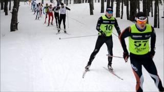 Лыжный марафон Банзай 2014 видео(, 2014-03-24T16:43:06.000Z)