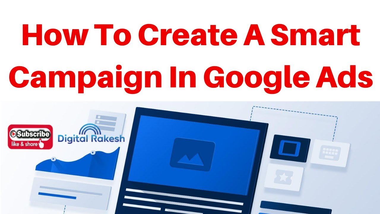 How To Create A Smart Campaign In Google Ads | How to Advertise on Google Maps 2020